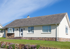 BTL mortgage for developer selling down-valued bungalow to his SPV