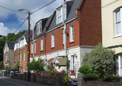 Refinance of recently converted 5-bed HMO adjoining landlord's home