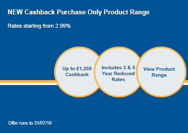 New Cashback Purchase Only Product Range Now Available