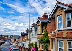 Trading limited company purchases ex-Local Authority terraced house