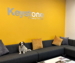Keystone reopens head office for staff
